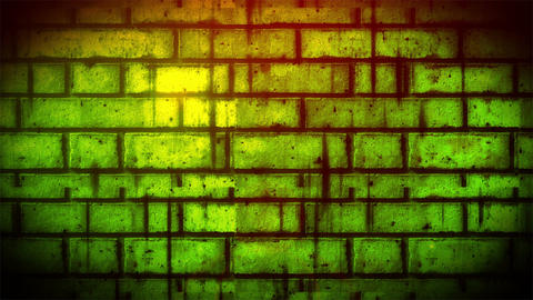 Grunge Blocks 2 Animation