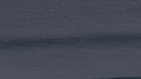 Moody Ocean stock footage