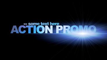 Action Promo Plantilla de After Effects