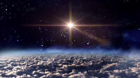 Star Lens Flare In Space Discount Week 1