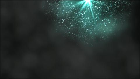 Shining Moving Light along Screen Border - Loop Rainbow Animation
