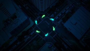 Shockwave Flash Logo Reveal Plantilla de After Effects