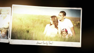 Our Moments Slideshow After Effects Template