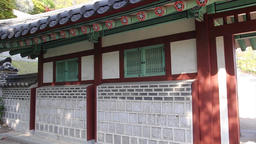 Korean temple Image