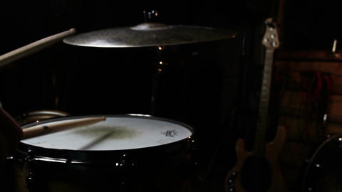 MVI 7989 Drums 2 D Footage