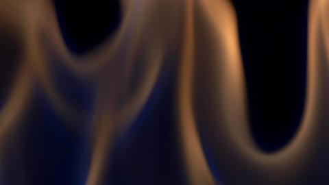 Fire flames background series 3 Footage