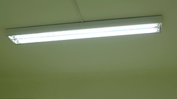 Lighting lamp in the room Footage