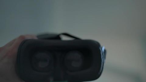 Virtual Reality Headset Oculus Vr Footage