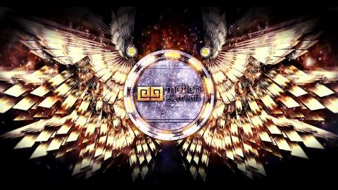 Metal Wings Logo 0