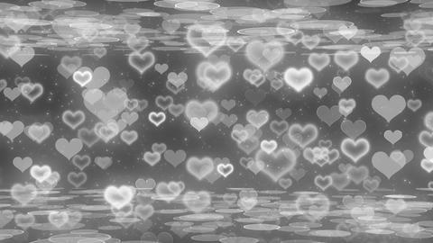 Object floor heart wht Animation