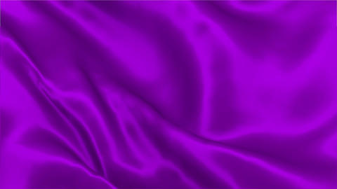 Purple Cloth Animation