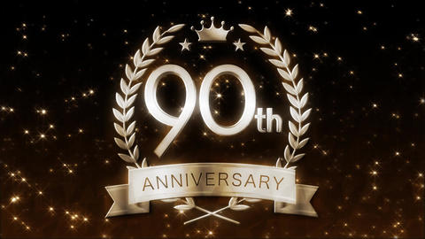 Anniversary CG動画素材