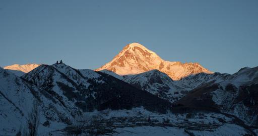 Mountain Kazbegi ビデオ