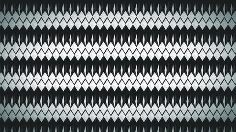 Loopable Gray motion graphics diamond background Animation
