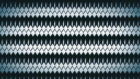Loopable Blue Diamond Motion Background Animation