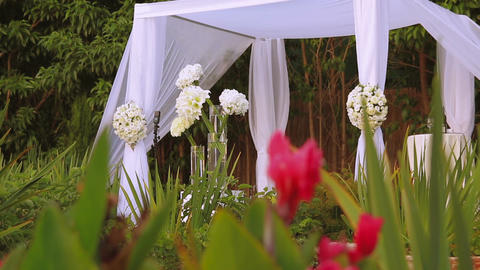 Jewish traditions wedding ceremony. Wedding canopy…, Live Action