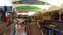 Spain Gran Canary Playa del Inglés 024 inside Cita shopping mall Footage