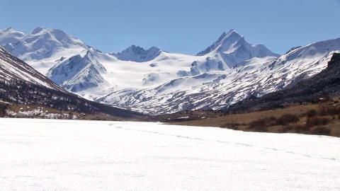 Mountain landscape Footage