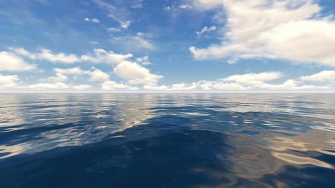 Sea Sky Horizon Animation