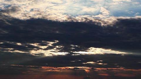 Dramatic Cloud Footage