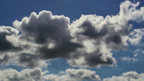Time Lapse Cloud Collection 5 Footage
