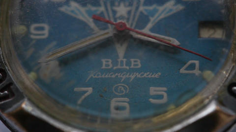 Old Russian Watch Commander 2 (3 in 1)- Live Action