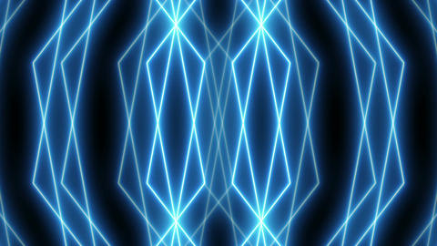 VJ event concert title presentation music videos show party abstract loop Animation