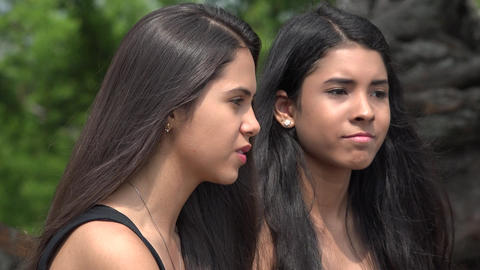 Teen Friends with a Secret Footage