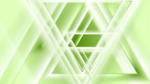 Geometric Video Animations