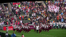 Hong Kong Sevens Ochestra Parade 影片素材