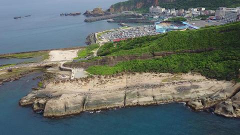 Aerial Video Taiwan Xinbei Yeh Liu Geo Park 20170514 3 Live Action