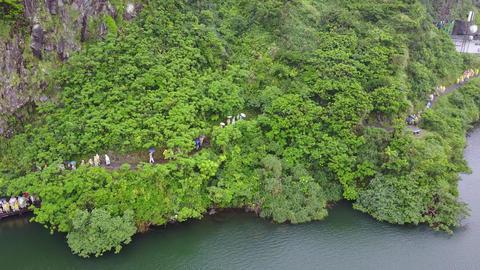 Taiwan Yilan Aerial Drone Video Lanyang Museum Guishan Island 20170513 6 Footage