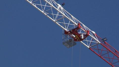 Crane Footage