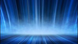 Blue laser Animation