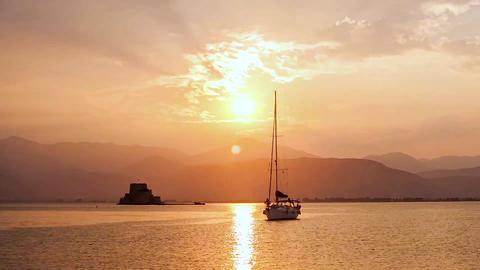Sunset Timelapse ビデオ