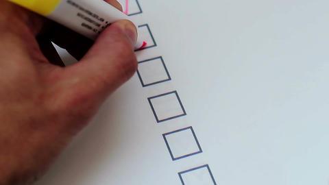 The Checklist 2 Footage