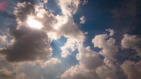Running Clouds Filmmaterial