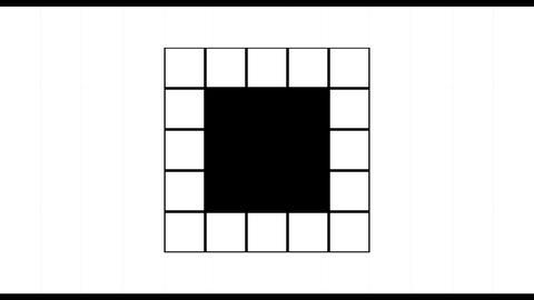 sample grid A 005ver 1- 4K CG動画