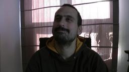 Melancholic man feels sad Footage