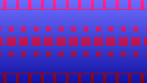 sample grid A 006ver 18- 4K CG動画素材
