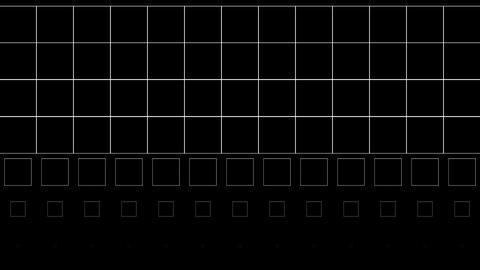 sample grid A 2 003ver 2- 4K CG動画