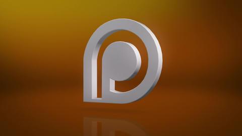 Patreon Icon Motion Background Animation