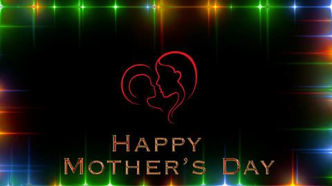 HAPPY MOTHER DAY Animation