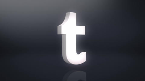 Tumblr Icon Motion Background Animation
