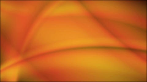 Abstract orange waves video animation Animation