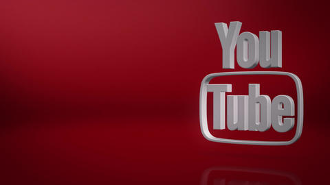 Youtube Text Text Background Animation