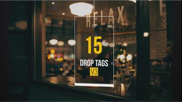 Drop Tags Collection Save 50% 1