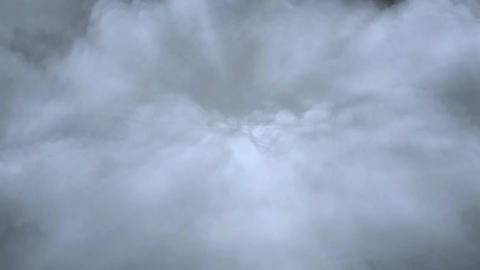 Flight through Clouds Cloudscape Background Animation Animation