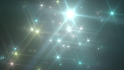 Glitter Twinkle Sparkle Loop Effect 01 After Effects Template
