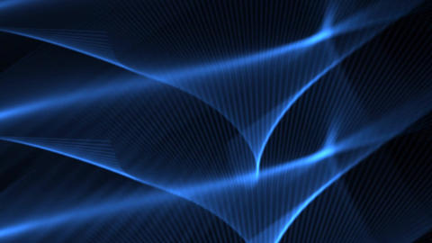 Blue Purple Abstract Waves Background Backdrop Animation Animation